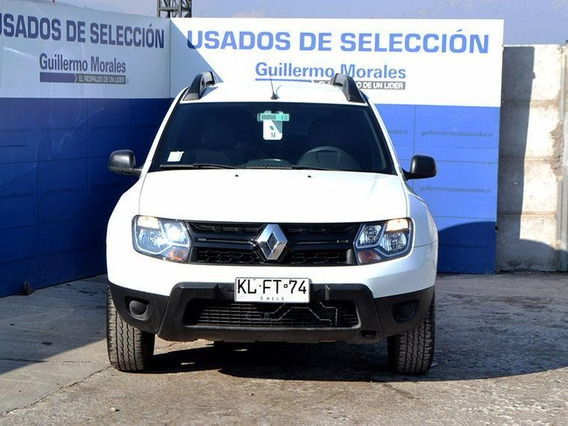 Renault Duster Expression 1.6 2018