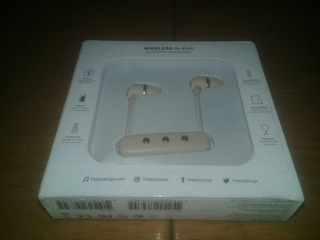 Auriculares Happy Plugs Wireless In Ear Bluetooth Nuevos!!
