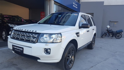 Freelander 2 - 2013 / 2013 2.2 S Sd4 16v Turbo Diesel 4p Aut