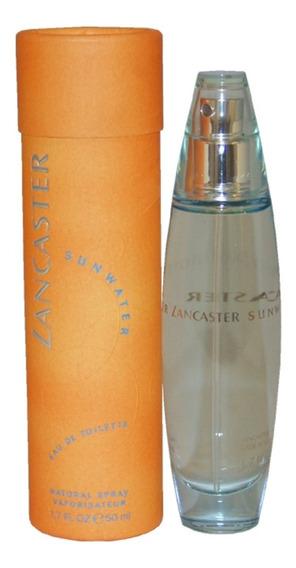Agua De Colonia Sunwater Por Lancaster Para Mujer 1.7 Oz