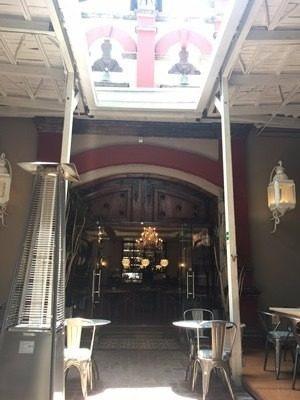 Se Traspasa Resturant-bar Avenida Revolución San Angel