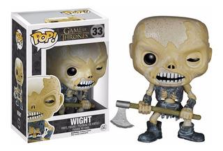 Funko Pop Original - Wight #33 Game Of Thrones