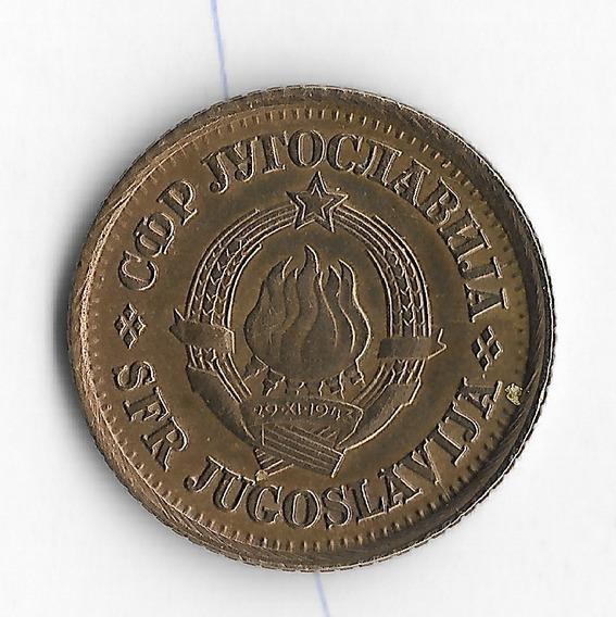 !!! Ex Yugoslavia Monedas 5 Para 1974 Imperdible !!!