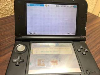 Nintendo 3ds Xl+ 3 Jogos Pokémon (y+or+sun)