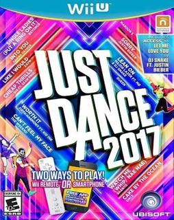 Just Dance 2017 Nintendo Wii U Videojuego