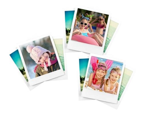 Impresión De Fotos Tipo Polaroid 50 Fotos - Edición Gratis
