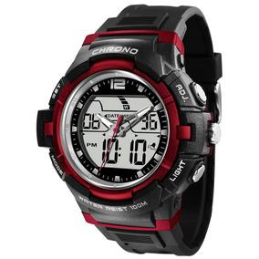 Relógio Masculino X-games Xmppa200 Bxpx Preto