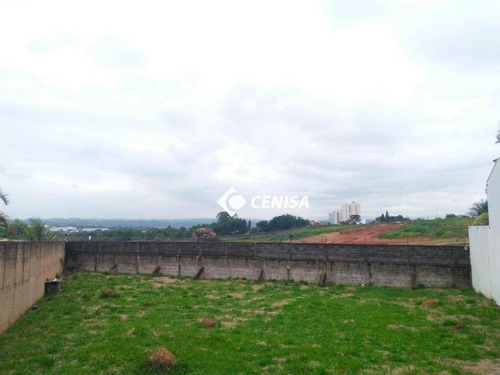 Imagem 1 de 3 de Terreno À Venda, 1058 M² Por R$ 426.000,00 - Condomínio Village Terras De Indaiá - Indaiatuba/sp - Te1205