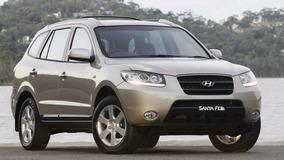 Cobertores Bumper Hyundai Santa Fe 2007-2012