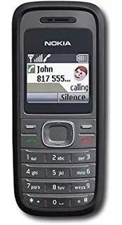 Celular Nokia 1208 Para Idoso Simples Anatel Original Novo