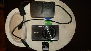 Camara Sony Dsc-w690 Para Repuestos