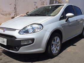 Fiat Punto 1.4 Attractive Flex 5p Unico Dono Impecável