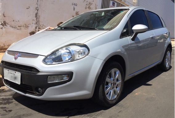 Fiat Punto 1.4 Flex 5p Unico Dono Impecável - Attractive