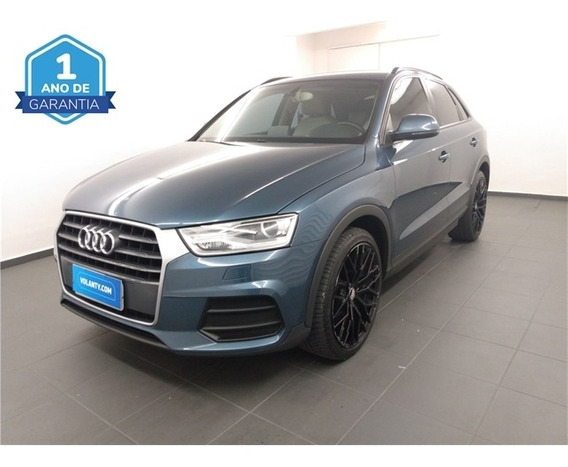 Audi Q3 2.0 Tfsi Attraction Quattro 170cv 4p Gasolina S Tron