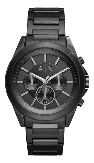 Reloj Armani Exchange Hombre Negro Ax2601