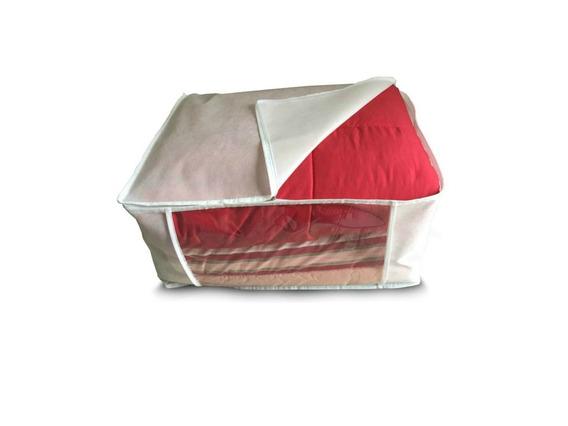 Capa Protetora Para Edredom Tamanho Pequeno Limpeza Pó