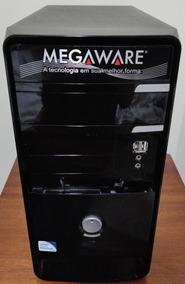 Pc Megaware 4gb Ram Win 10 Home Sl Leia A Descrição