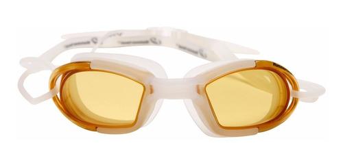 Imagem 1 de 8 de Óculos Natação Latitude 100% Silicone Hammerhead Anti Fog