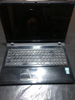 Notebook Bangho Mov B251xhu (repuestos)