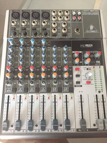 Mixer Behringer Xenyx 1204 Usb