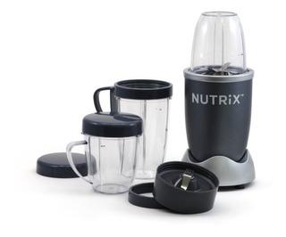 Nutrix Extractora De Nutrientes Juguera Trituradora 12 Pzs