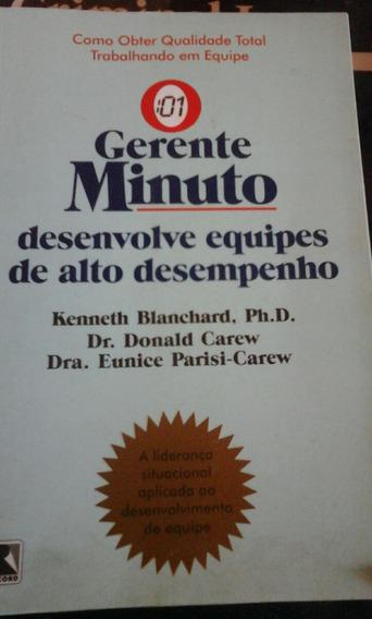 Livro Gerente Minuto