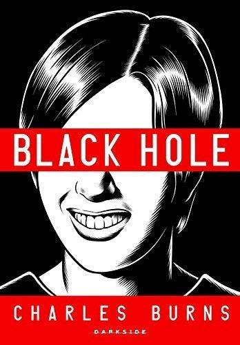 Black Hole - Charles Burns. (capa Dura).