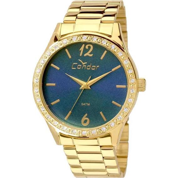 Relógio Condor Feminino Co2035kol/4a C/ Garantia E Nf