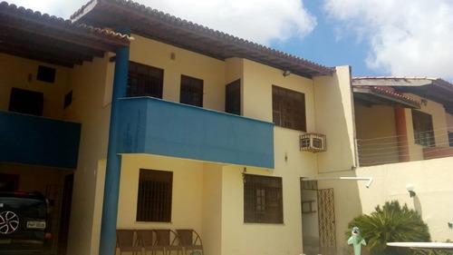 Casa Com 5 Dormitórios À Venda, 250 M² Por R$ 590.000,00 - Engenheiro Luciano Cavalcante - Fortaleza/ce - Ca0271
