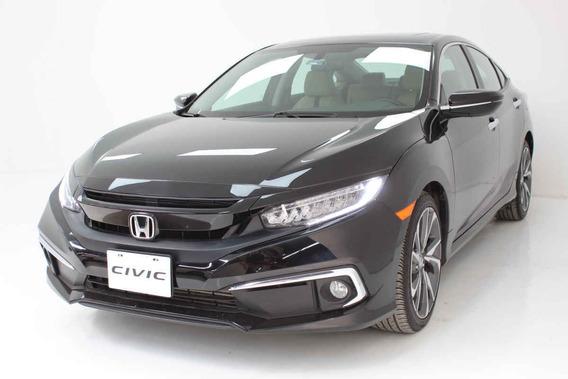 Honda Civic 2019 4p Touring L4/1.5/t Aut