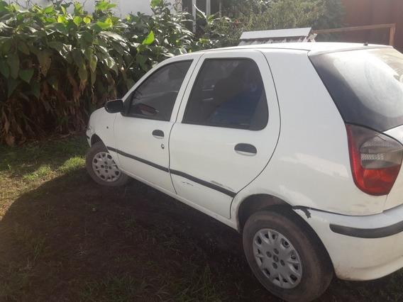 Fiat Palio 1.7 Ex 2002