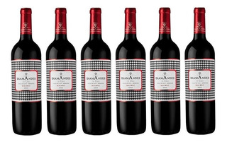 Vino Diamandes De Uco Malbec Caja X 6 X 750ml. - Envíos