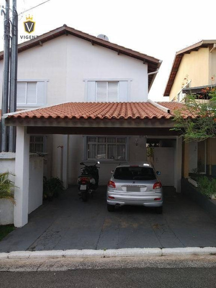 Casa Com 3 Dormitórios À Venda, 93 M² Por R$ 370.000 - Jardim Martins - Jundiaí/sp - Ca1208