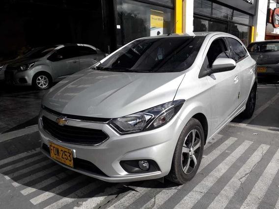 Chevrolet Onix Ltz 1.4 Hb Como Nuevo