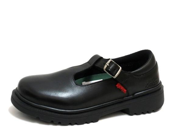 Zapatos Nena Guillerminas Colegial Kickers 35/38 Kilah
