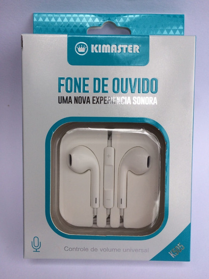 Fone De Ouvidos K505 Kimaster