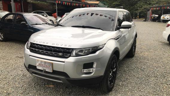 Land Rover Range Rover Evoque 2.0 At