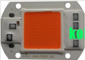 Led Chip Full Spectrum 50w 110v Grow Indoor