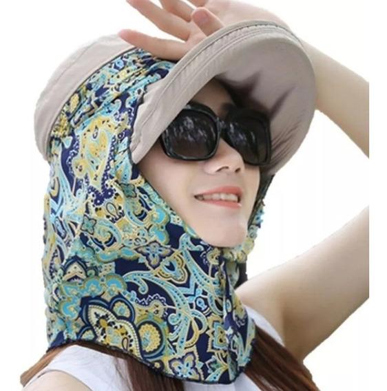 Sombrero Protector Solar Playa Ciudad O Campo