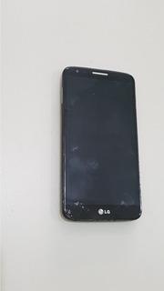Celular LG D 805 Placa Funcionando Tem Trocar Touch Completo