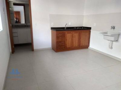 Kitnet Com 1 Dormitório Para Alugar, 45 M² Por R$ 1.200,00/ano - Carvoeira - Florianópolis/sc - Kn0022
