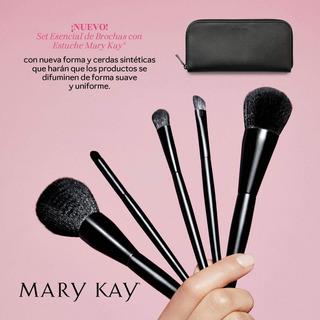 Remate Set Nuevo De Brochas Mary Kay Envío Gratis