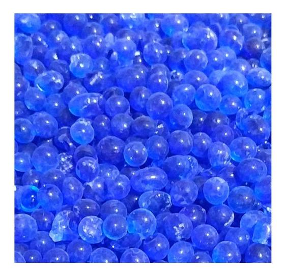 Silica Gel Azul - 1 Kg (4 A 8 Mm) Sp - Menor Frete