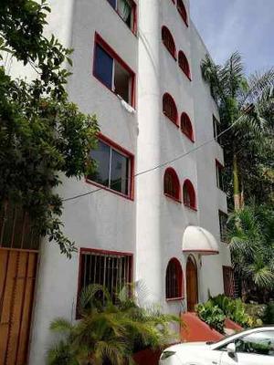 Departamento En Acapulco Planta Baja Alberca