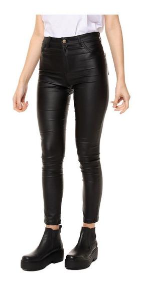Pantalón Chupin Dama Engomdado Calce Perfecto + Cuotas