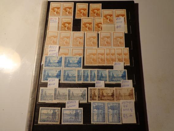 Argentina- Lote 150 Estamp.-nuevas De Correo Ordinario-ver