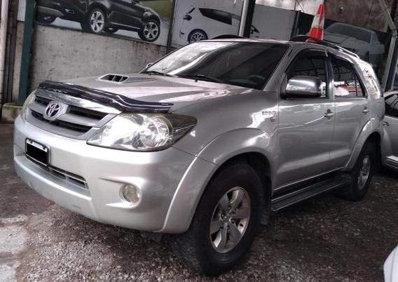 Toyota Hilux Srv 4x4 2007 C/ Cuero - Juan Manuel Autos
