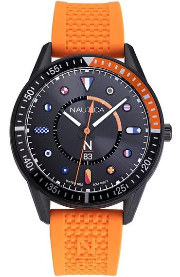 Reloj Nautica Para Caballero Modelo: Napsps901 Envio Gratis