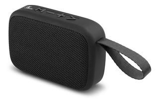Parlante Portátil Bt 3.5mm Micrófono 3w Hasta 20 Hrs Reprodu