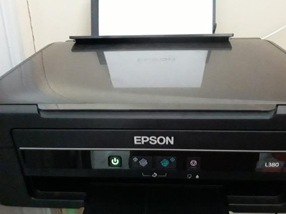 Multifuncional Jato De Tinta Epson L380